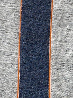 Chaussettes hautes grises en coton bio - olsson - Nudie Jeans num 2