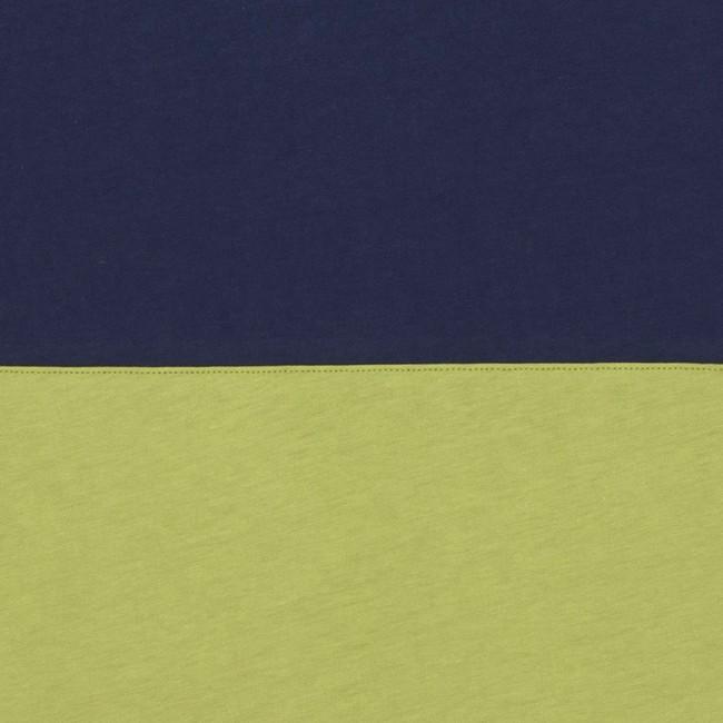 T-shirt en coton bio olive teofilo - Bask in the Sun num 2