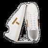 Chaussure en kelwood cuir blanc / peanut butter - O.T.A - 2