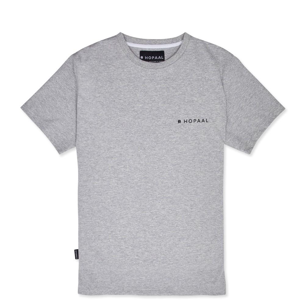 T-shirt recyclé - topo leak - Hopaal