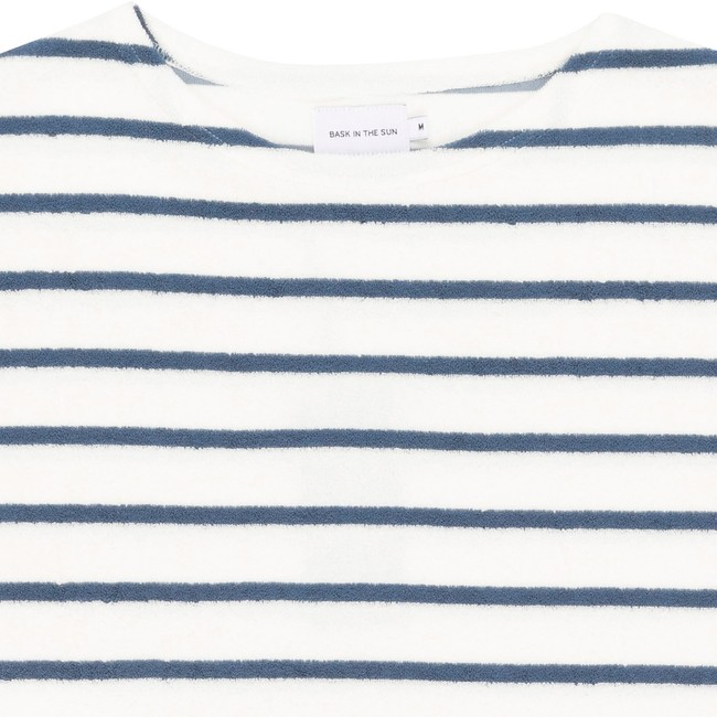 T-shirt en coton bio blue goxo - Bask in the Sun num 1