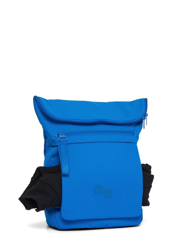 Sac à dos bleu recyclé - klak - pinqponq num 8