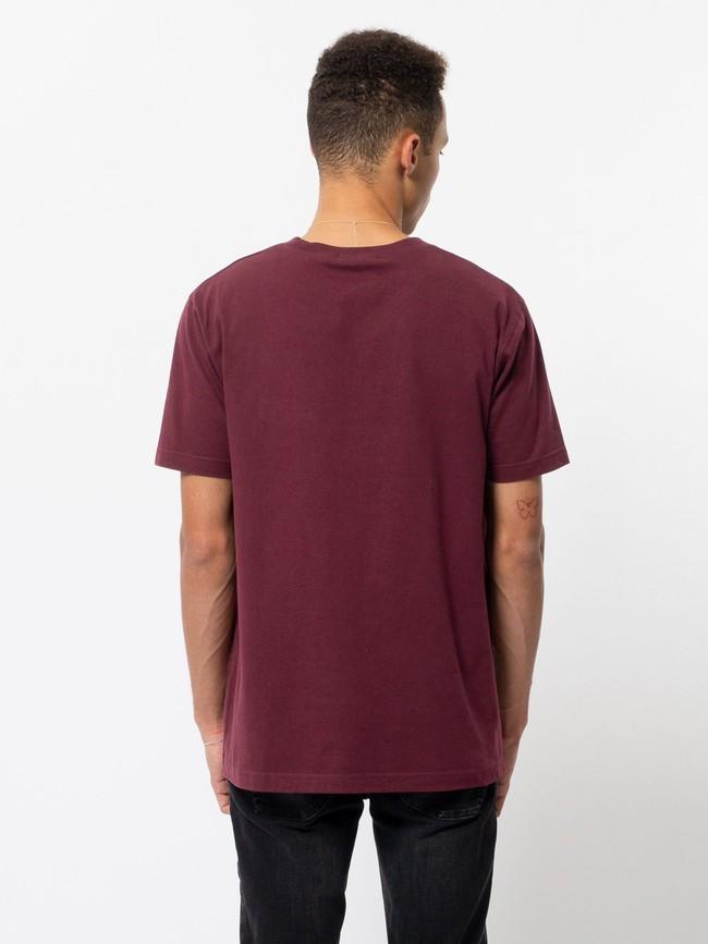 T-shirt figue en coton bio - daniel - Nudie Jeans num 2