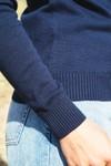 Le Cardigan Durable V2 - ocre - Atelier Unes - 8