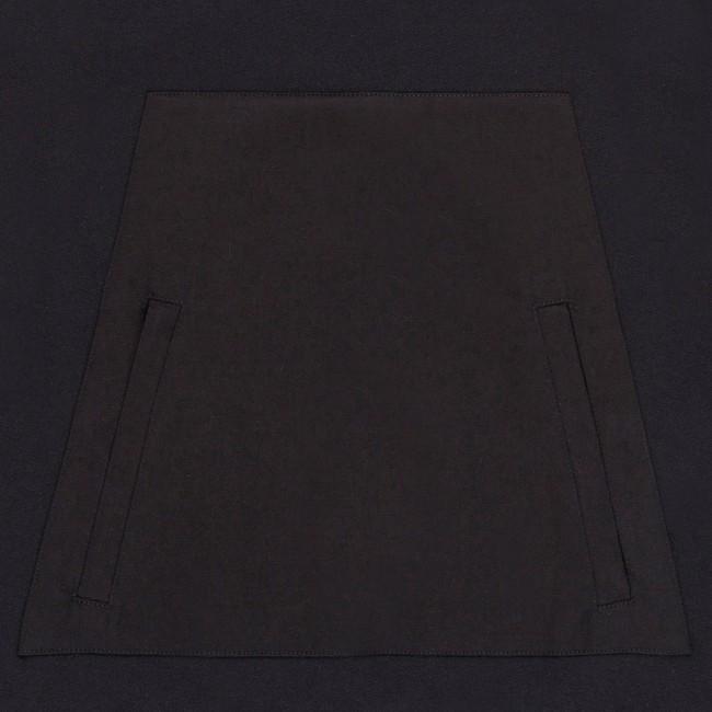 Sweat en coton bio black marsupi - Bask in the Sun num 2