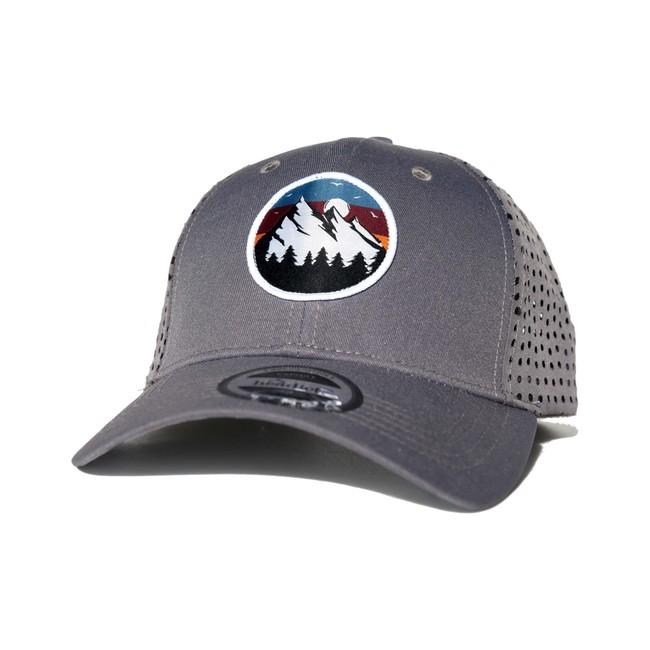 Wild cap - casquette technique recyclée [grey sunset] - Nosc num 2