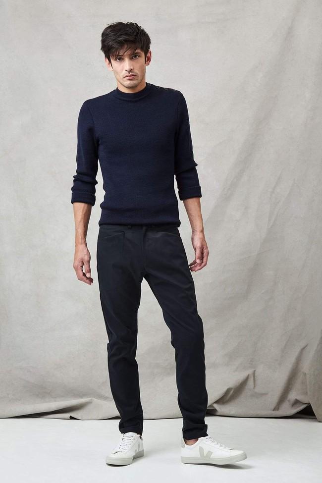 Pantalon homme noiraude - Les Récupérables