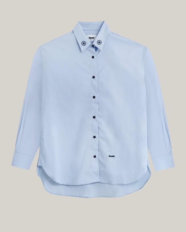Tile essential oversized blouse - Brava Fabrics num 1