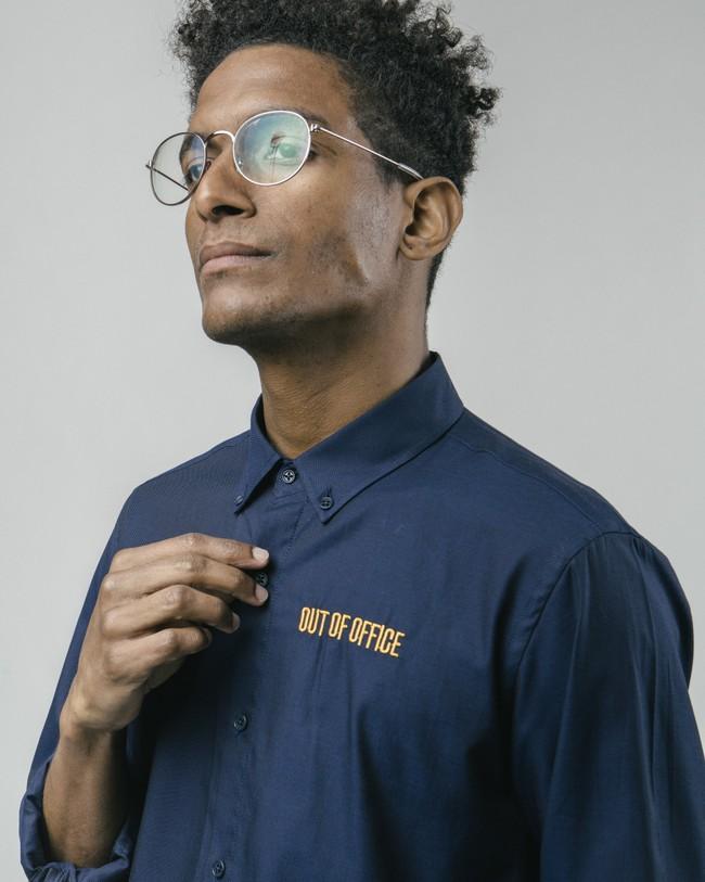 Out of office essential shirt - Brava Fabrics num 5