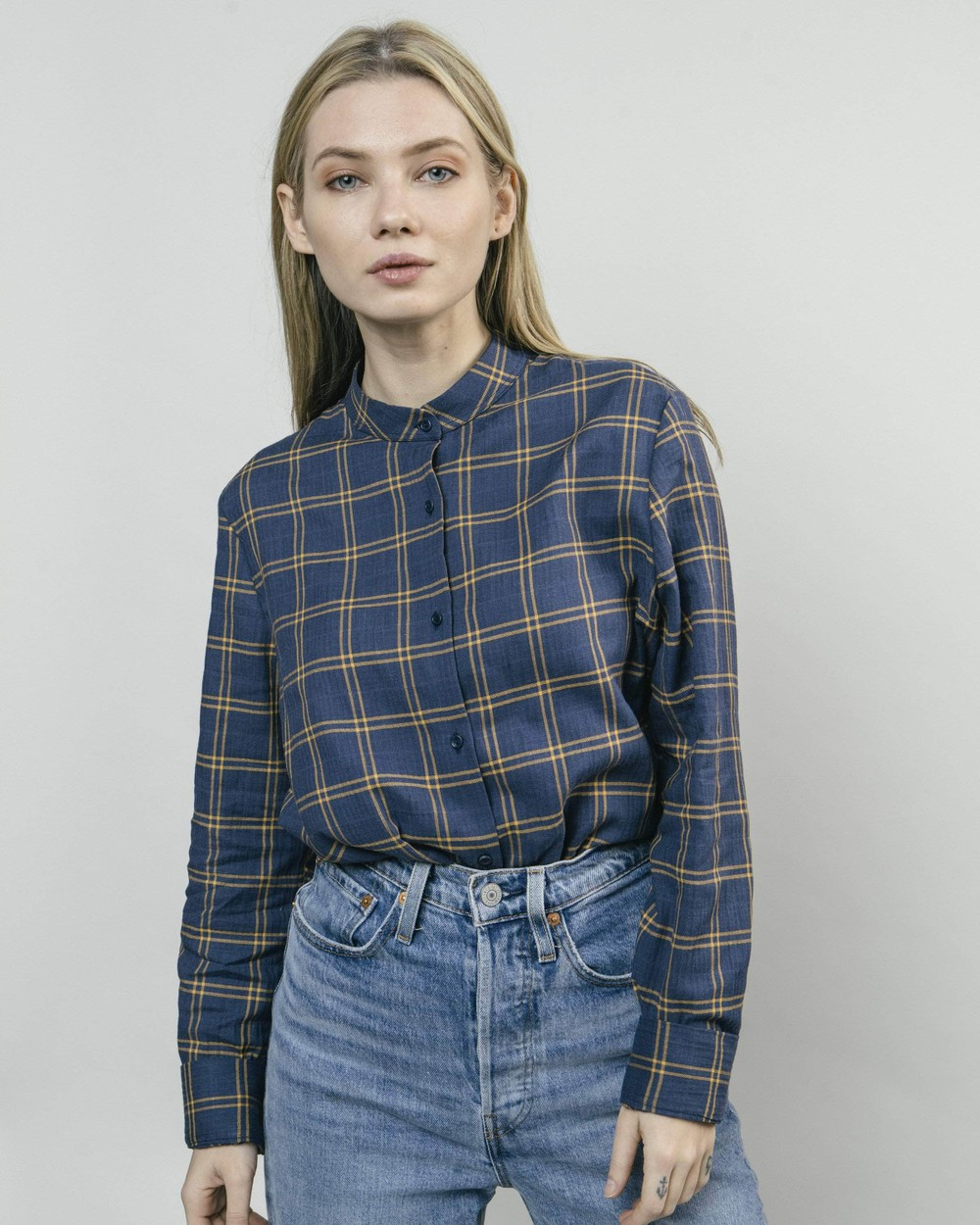 Woodcutter essential blouse - Brava Fabrics