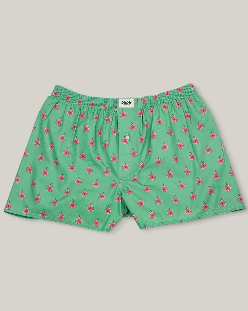 Fig dreams boxer - Brava Fabrics