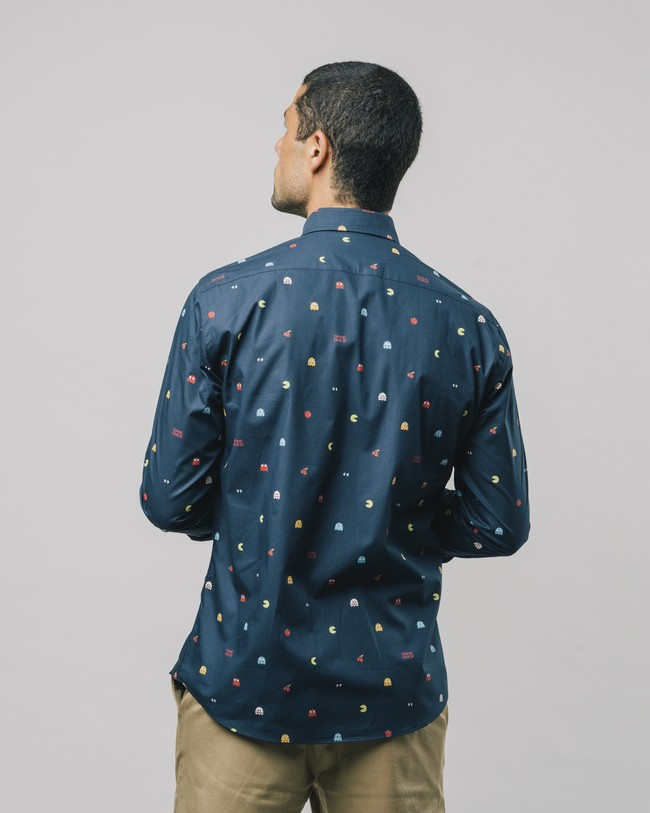 Printed shirt pac-man™ x brava - Brava Fabrics num 5