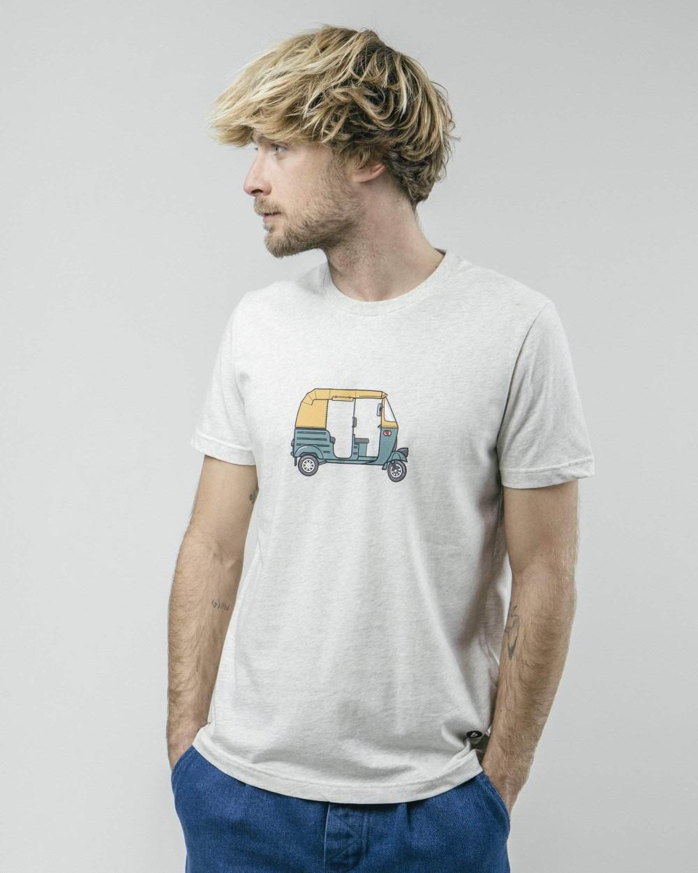 Tuk tuk race t-shirt - Brava Fabrics