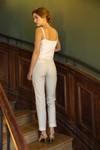 Pantalon tailleur new-york ivoire - 17h10 - 3