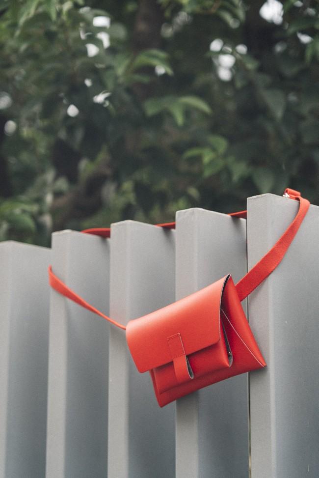 Kangaroo belt bag - Walk with me num 1