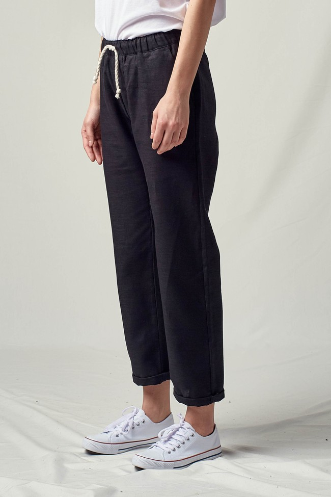 Pantalon tenerife en lin - Noyoco num 16
