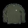 Sweatshirt kaki • éléphant blanc - Omnia in uno - 3