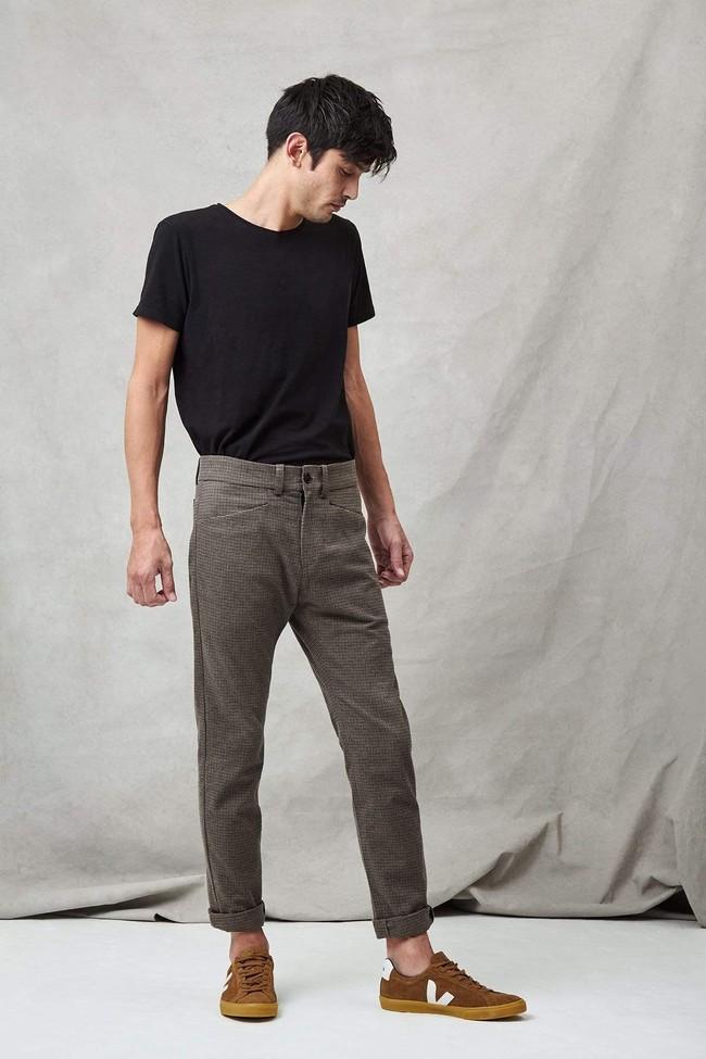 Pantalon homme tweed - Les Récupérables