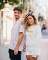 Downtown stripes aloha shirt - Brava Fabrics - 7
