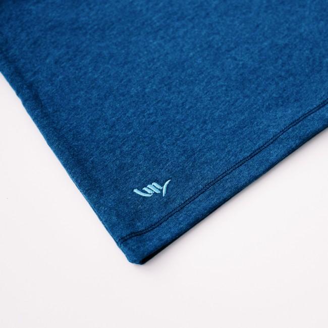 Zicatela top - blue - Shak & Kai num 5