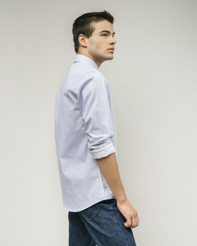 Shibuya printed shirt - Brava Fabrics