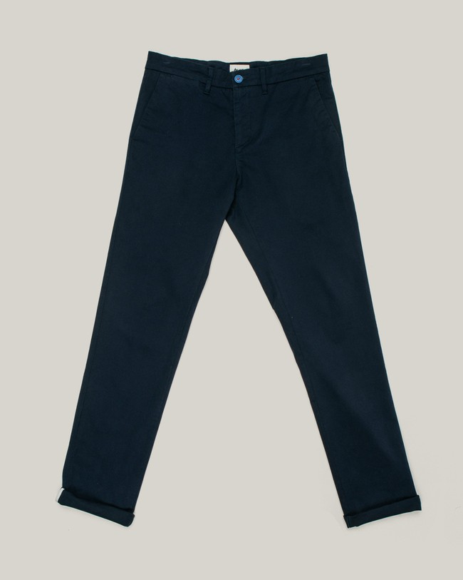 Sumo boy navy chino pants - Brava Fabrics num 1
