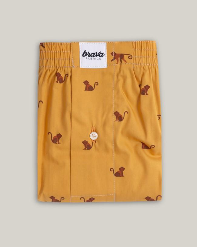 Monkey monkey boxer - Brava Fabrics num 2
