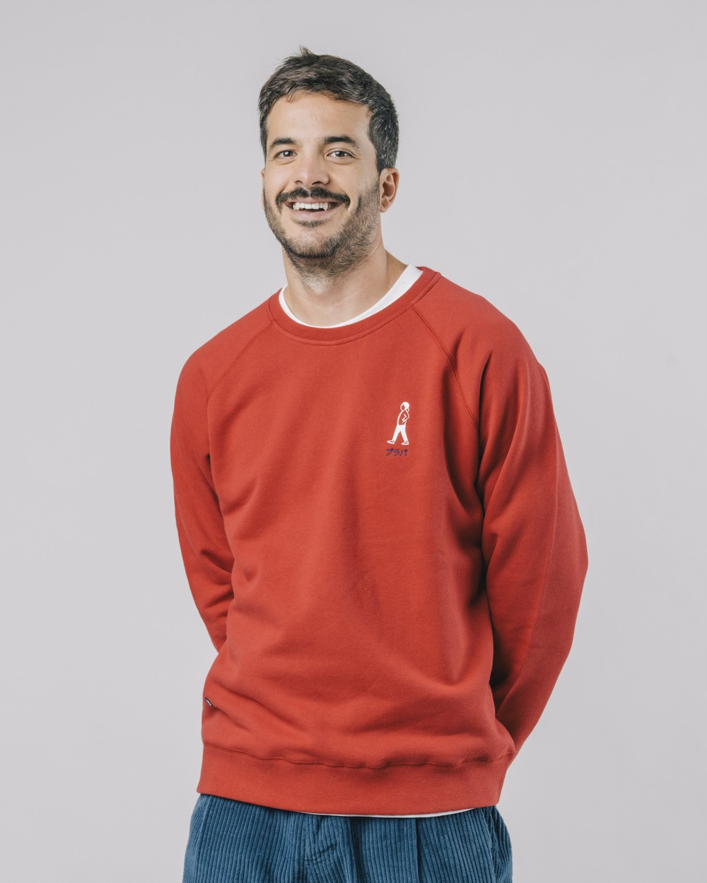Akito walking sweatshirt - Brava Fabrics