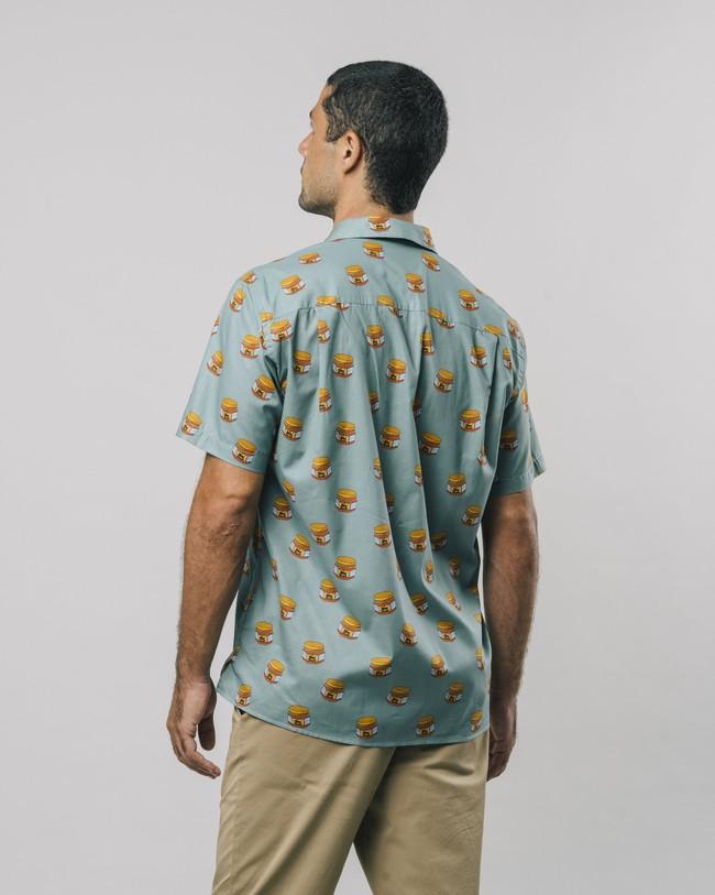 Tiger brava aloha shirt - Brava Fabrics num 5
