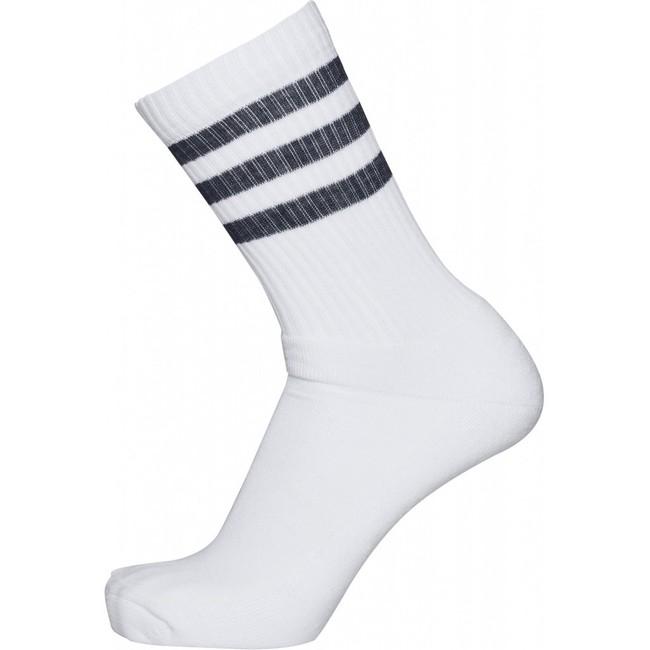 Pack chaussettes hautes sport en coton bio - 2 paires - Knowledge Cotton Apparel num 1