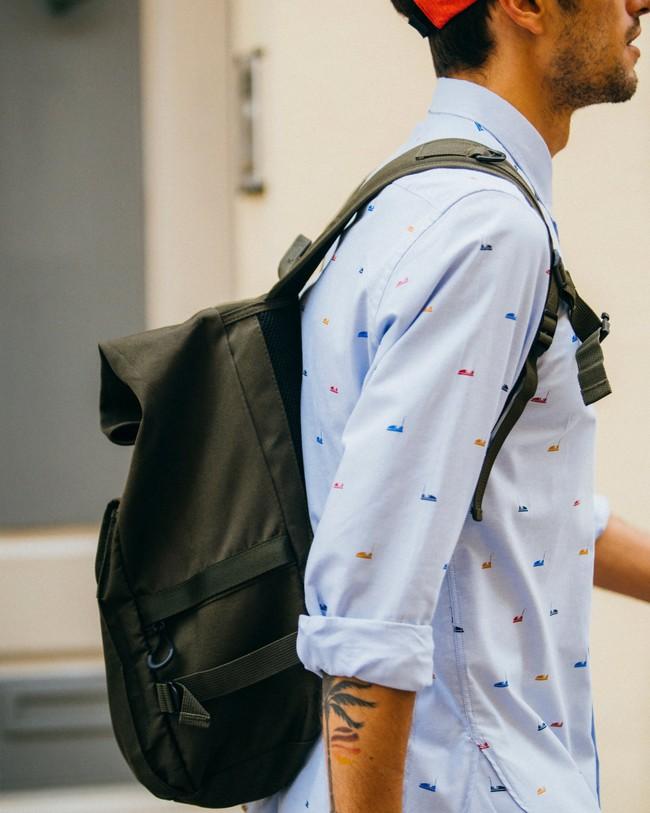 Autoscooter essential shirt - Brava Fabrics num 8