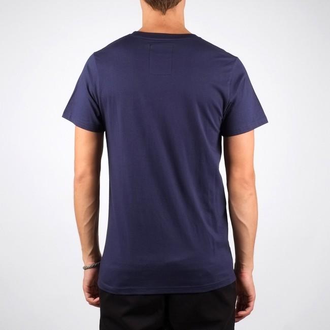 T-shirt poche imprimée en coton bio - Dedicated num 3