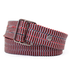 Belt corde triple - tricolore rouge - La Vie est Belt - 1
