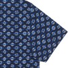 T-shirt en coton bio navy geofish - Bask in the Sun - 3