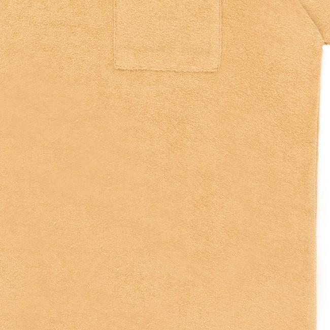 Polo en coton bio sand xan - Bask in the Sun num 3