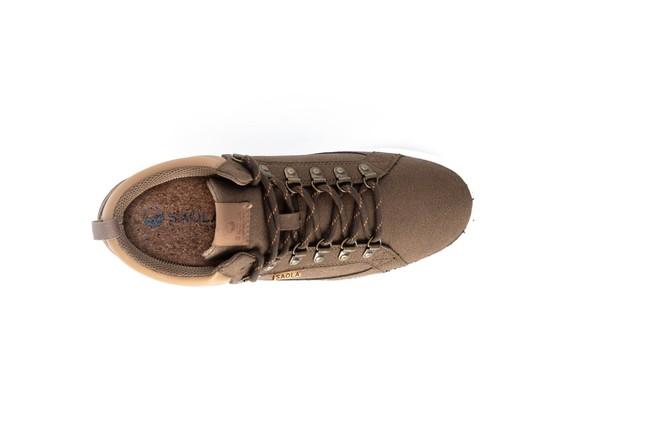 Chaussures recyclées baikal chocolate - Saola num 3