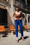 Pantalon kipants bleu de travail - Les Récupérables - 4