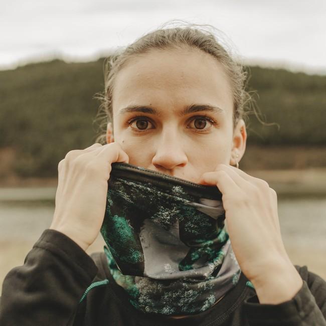 Keepgreen – cache cou recyclé [forest] - Nosc num 1