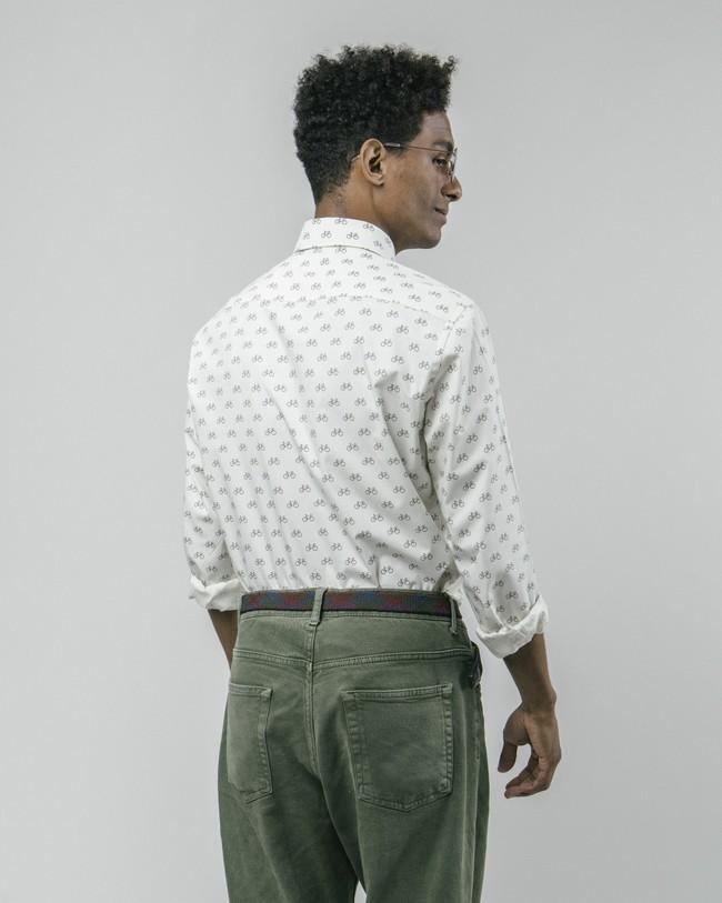 Fixed gear rider printed shirt - Brava Fabrics num 6