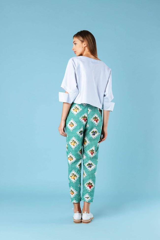 Pantalon kipants nappe - Les Récupérables num 1
