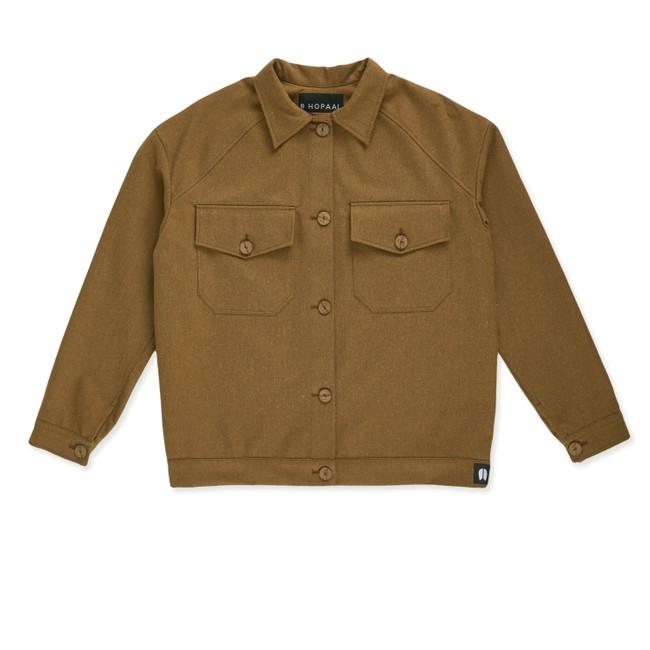Veste recyclée - la veste authentique camel - Hopaal