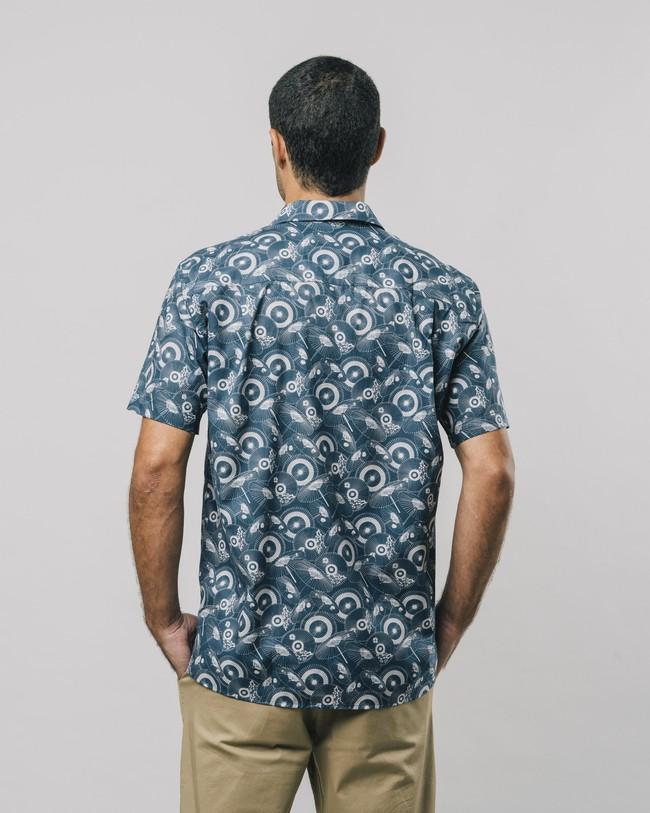 The osaka parasol aloha shirt - Brava Fabrics num 5