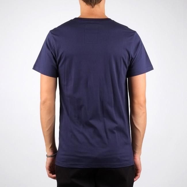 T-shirt vélo multicolore en coton bio - Dedicated num 2