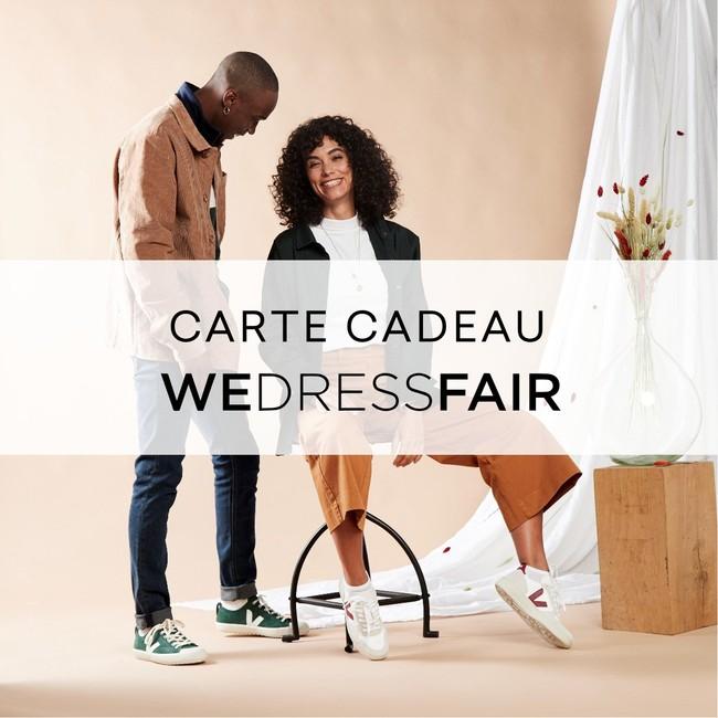 Carte cadeau - 25€ - WeDressFair num 1