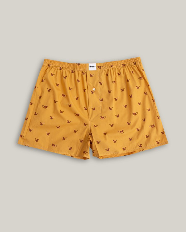 Monkey monkey boxer - Brava Fabrics num 1