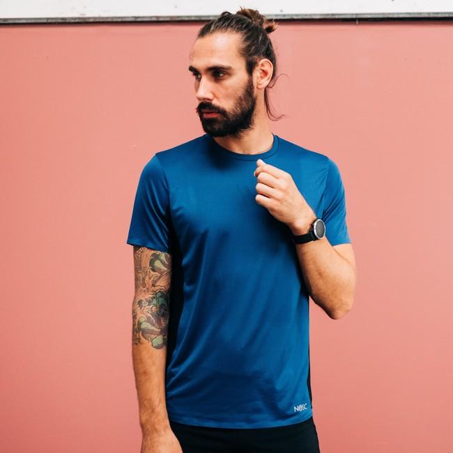 Wild tee-shirt - haut technique & recyclé - Nosc num 2