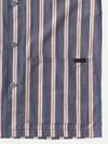 Chemise manches courtes rayée en coton bio - svante cuban - Nudie Jeans - 7