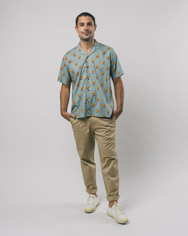 Tiger brava aloha shirt - Brava Fabrics num 6