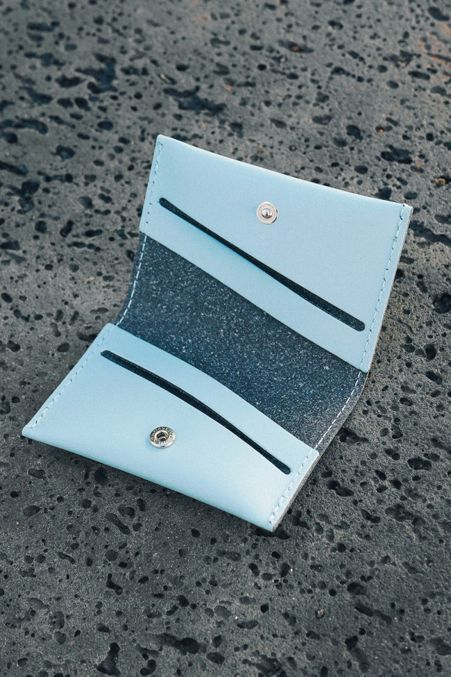 Bill fold wallet - Walk with me num 1