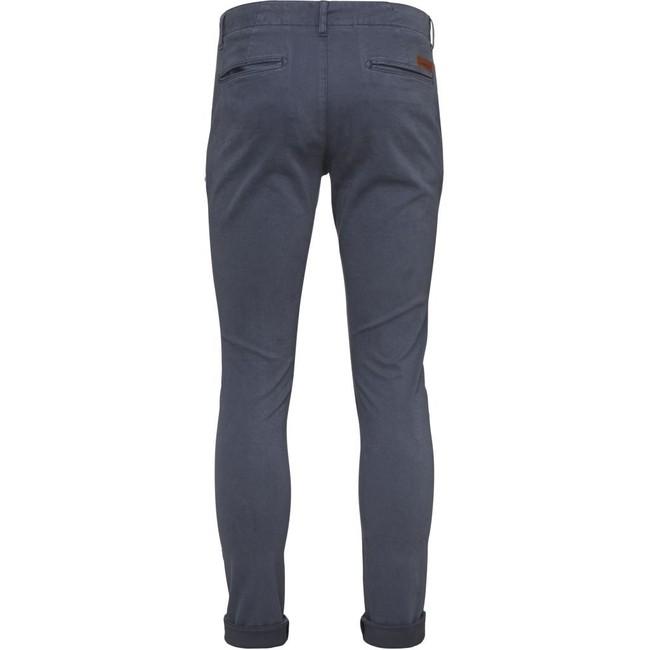 Pantalon indigo vintage en coton bio - Knowledge Cotton Apparel num 3